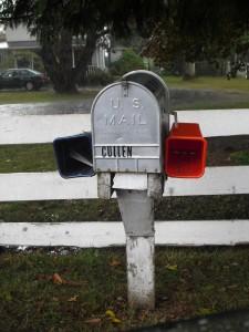 Cullen Mailbox