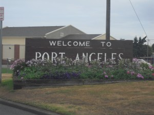 Welcome To Port Angeles