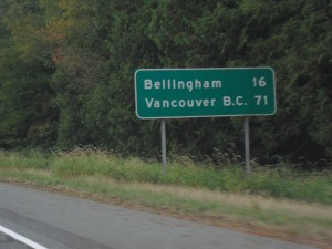 71 Miles To Vancouver