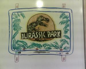 Jurassic Park's on TV!