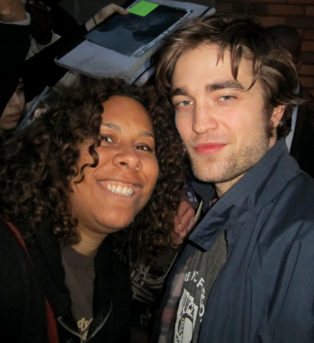 Me & Robert Pattinson <3